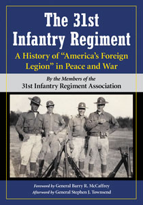 31st Infantry Book Image